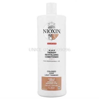 Nioxin System 3 Cleanser Conditioner 1000ml
