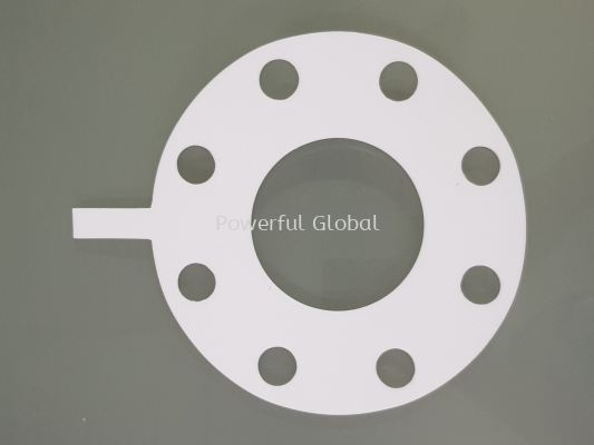 Gasket PTFE With Locating Tab