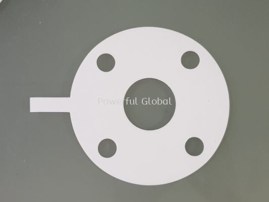 PTFE Gasket With Locating Tab