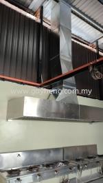 Exhaust System 抽热气油烟系统