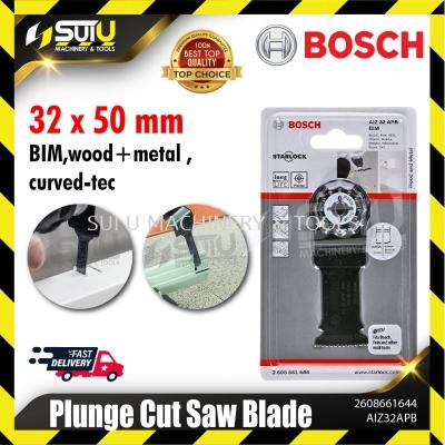 BOSCH 2608661644 (AIZ32APB) Plunge Cut Saw Blade (32x50mm)