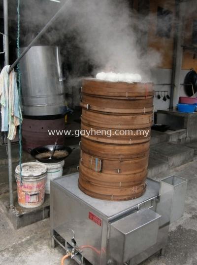 Stainless Steel Gas Steamer ����¯(ú��)
