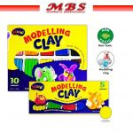 NIKKI FUN CLAY Colors 5s / 10s(Modelling Clay)