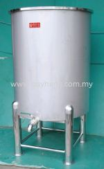 Stainless Steel Water Tank 白钢桶