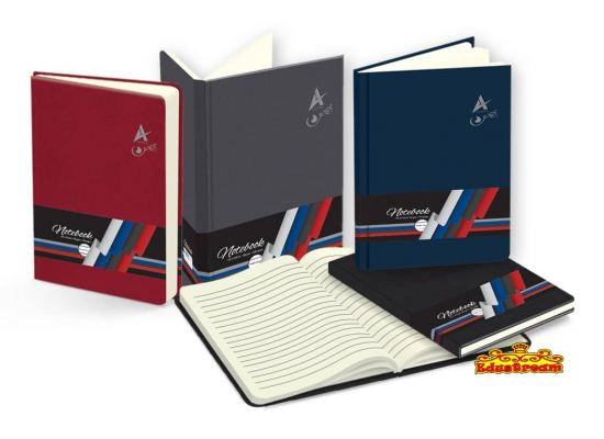Campap Hard Cover Book 80Gsm 120Pages CA18402