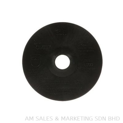"""3M 26673 4"""" BACK UP PAD FOR 982C (ABACCMM1100001)"""