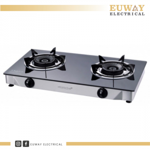 MORGAN DOUBLE GAS COOKER MGS-8312G