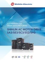Shihlin AC Motor Drives