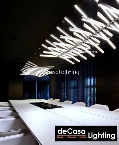 Designer Piano Pendant light
