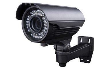 42HIRVF Series Outside IR Colour CCTV Camera