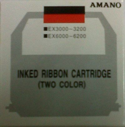 AMANO Ribbon Cartridge
