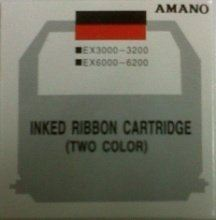 Ink Ribbon EX5100 (black&red or black)