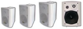 Wall Mount Box Speaker  Sound System - (Speaker) Communication Product