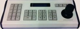 DVR & PTZ Keyboard Controller CCTV - Controller Communication Product