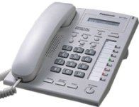 Panasonic KX-T7665 Digital phone