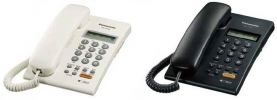 Panasonic KX-T7705 Single Line phone Telephone - (Panasonic) Communication Product