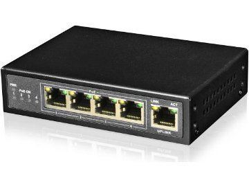 4-port POE Switch IPS104P