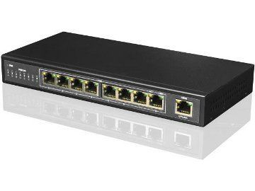 8-Port POE Switch IPS108P