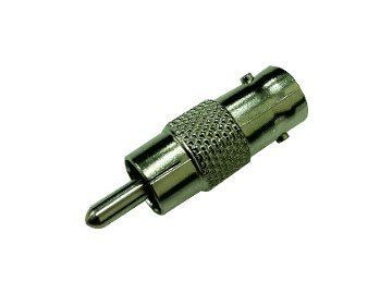BNC to RCA Connector