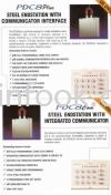 PDC8Com Texecom Burglary Alarm System