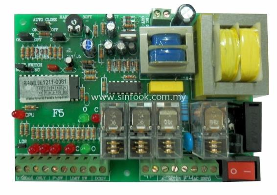 AST F5 Controller Board