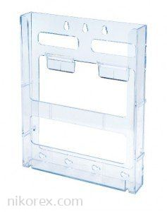51132-DD772501AS Lit Loc Brochure Holder A5