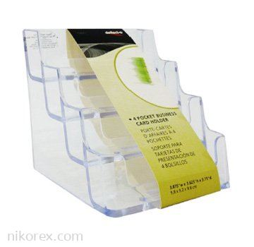 51004-DD70841 4Tier-Business Card Holder