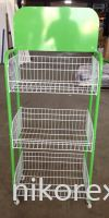 BASKET STAND Basket Stand CUSTOM MADE
