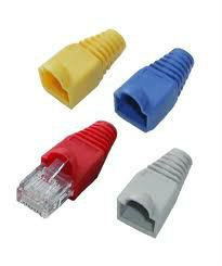 RJ45 Modular Plug Cover (Rubber Boot)