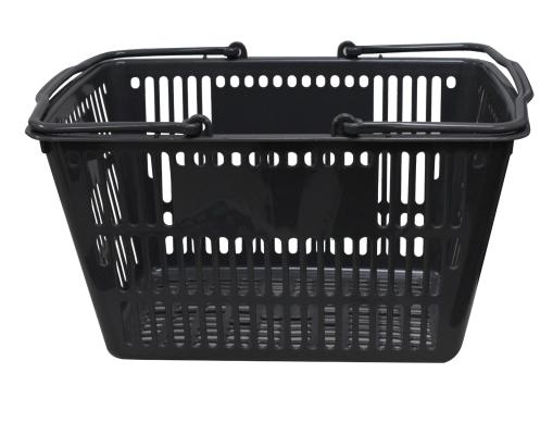 170002BK - SP Basket (Black) PW606B 22Hx36Lx26Dcm