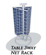 20451-Table 3 Way Net Rack