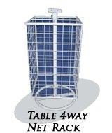 20452-Table 4 Way Net Rack
