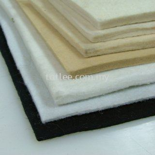 Wool Felt Sheet or Roll Form