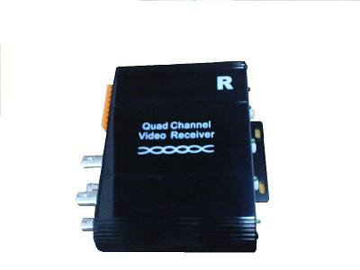4Channel Video Receiver