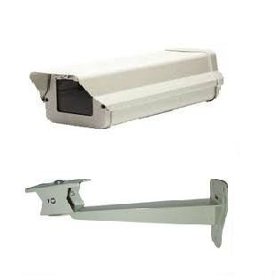 Outdoor Housing & Bracket CCTV Accessories Bukit Mertajam  | Masstech Solutions Sdn Bhd