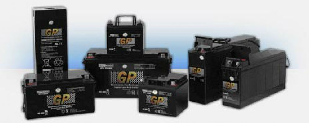 GP SLA Battery
