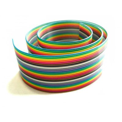 Rainbow Ribbon Cable