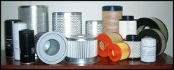 Filters Air Compressors Spare Parts