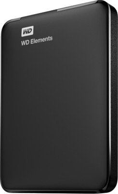 Western Digital 1TB EXT HDD