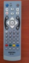 TV Remote Control Security / Audio Visual Assemblies