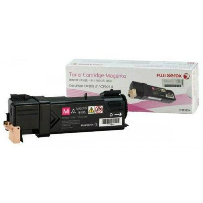 FUJI XEROX ORIGINAL MAGENTA TONER CARTRIDGE (CT201634) - COMPATIBLE TO FUJI XEROX PRINTER DOCUPRINT