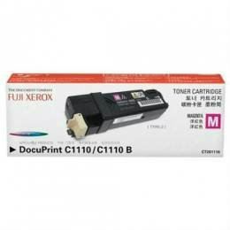 FUJI XEROX ORIGINAL MAGENTA TONER CARTRIDGE (CT201116) - COMPATIBLE TO FUJI XEROX PRINTER DOCUPRINT