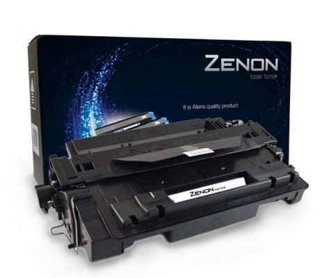 ZENON Toner Cartridge CE255A- Compatible HP Laserjet P3010, P3015, P3015d, P3015dn, P3015x