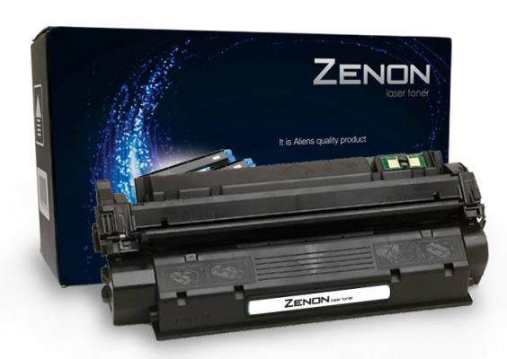 ZENON 124A LaserJet Toner Cartridge (Q6000A) Cyan- Compatible HP Printer 2605