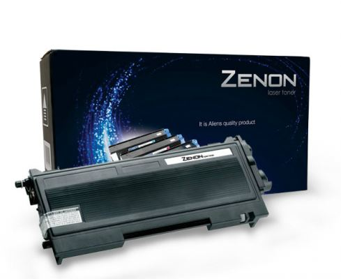 ZENON Toner Cartridge TN-2025- Compatible Brother Printer HL-2040, Fax 2820, MFC-7420