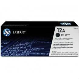 HP 12A ORIGINAL BLACK LASERJET TONER CARTRIDGE (Q2612A) - COMPATIBLE TO HP PRINTER 1010 / 1012