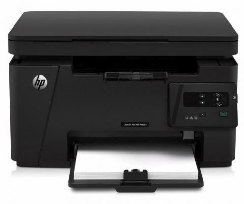 HP LaserJet Pro MFP M125a Multifunction Printer (CZ172A)  A4 3-in-1 USB Mono Laser