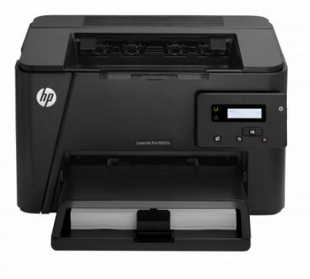 HP LaserJet Pro M201n Printer - (CF455A) A4 Single-function Network Mono Laser