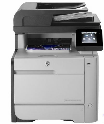 HP Color LaserJet Pro MFP M476dw (CF387A) - A4 4in1 Duplex Network Color Laser