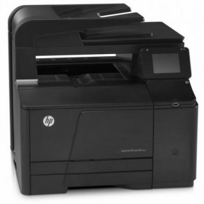 HP LaserJet Pro 200 Color MFP M276nw (CF145A) - A4 4-in-1 Wireless Color Laser